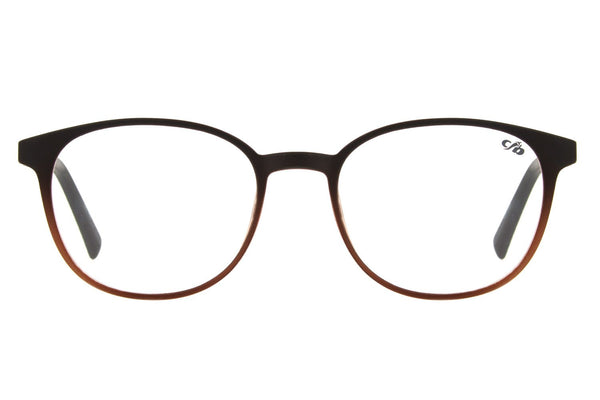 Harry Potter Optical Glasses Multi 3D Gradient Brown