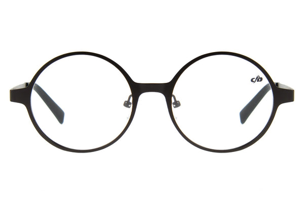 Harry Potter Optical Glasses Multi Round Black
