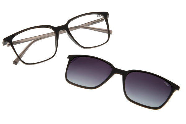 Square Optical Glasses Gradient Tr90