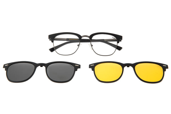 Jazz Optical Glasses Black Tr90