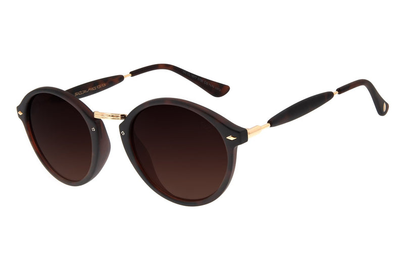 Round Sunglasses Love Polycarbonate