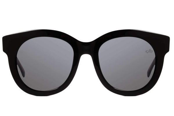 Round Sunglasses 90s Mirrored Nylon Lenses - OC.CL.1965-3201