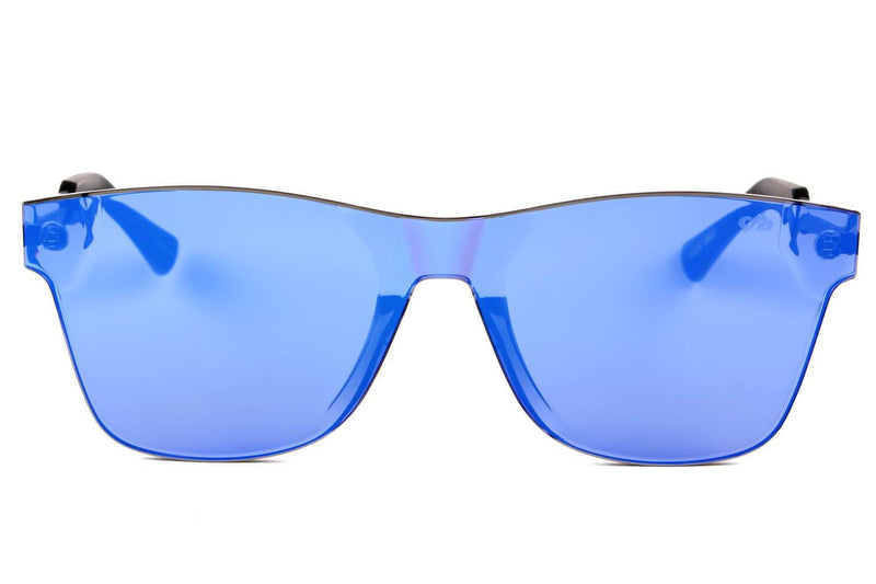 Sunglasses Mirrored Blue Lenses - OC.CL.2277-9122