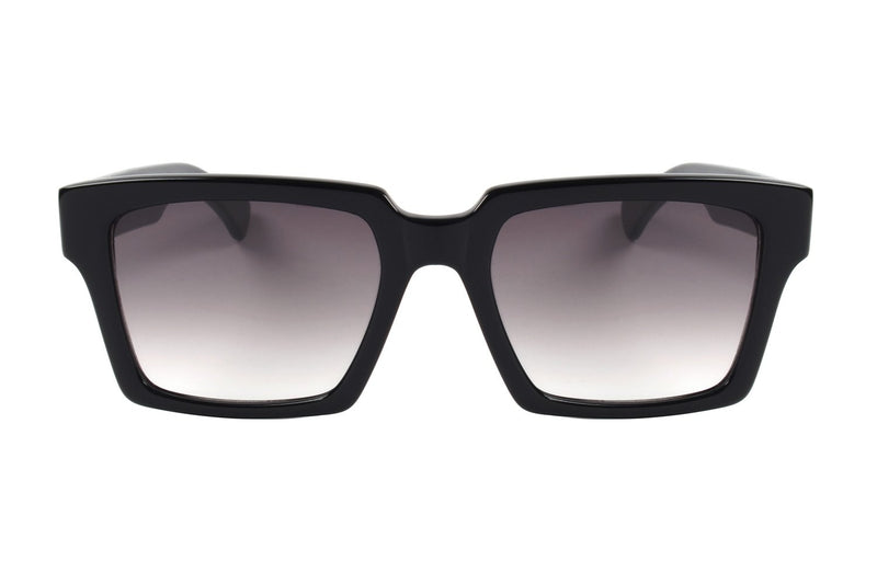 Surf Square Sunglasses Gray Acetate