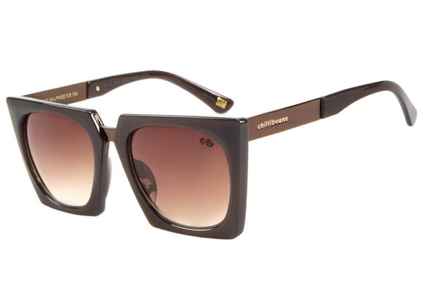 Anitta Square Sunglasses Degrade Polycarbonate