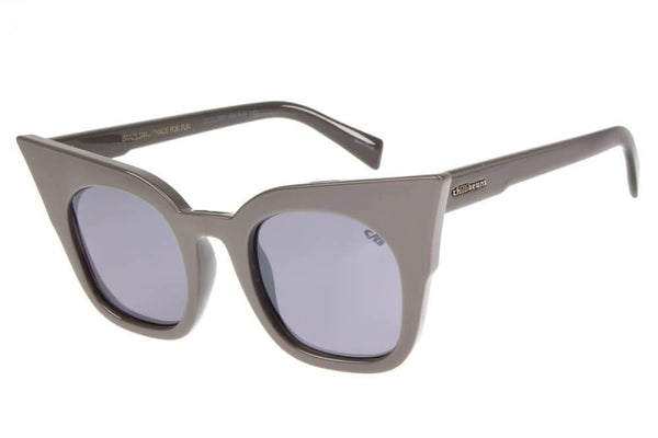 Anitta Cat Eye Sunglasses Flash Polycarbonate
