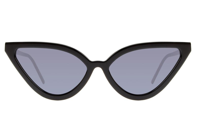 20 Years Square Sunglasses Gray Acetate
