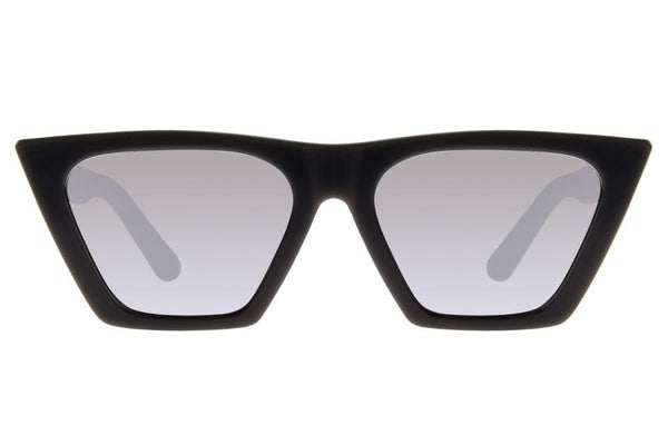 20 Years Cat Eye Silver Graphite Sunglasses by Chilli Beans