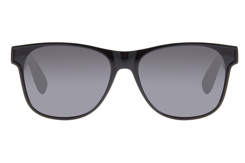 Bossa Nova Sunglasses Black Acetate