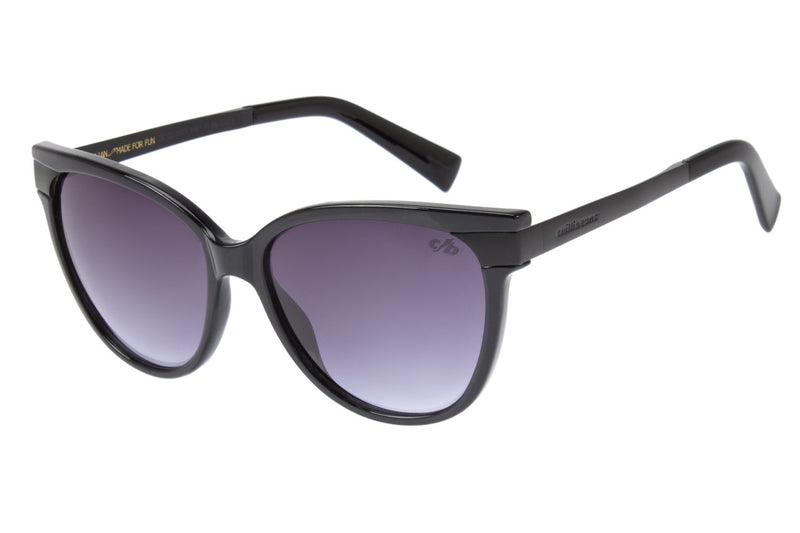 Round Sunglasses Gradient Polycarbonate