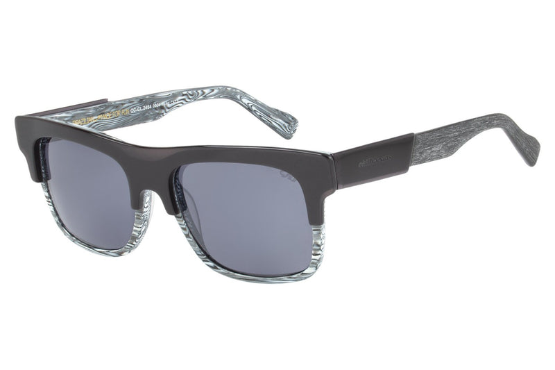 Square Sunglasses Flash Polycarbonate