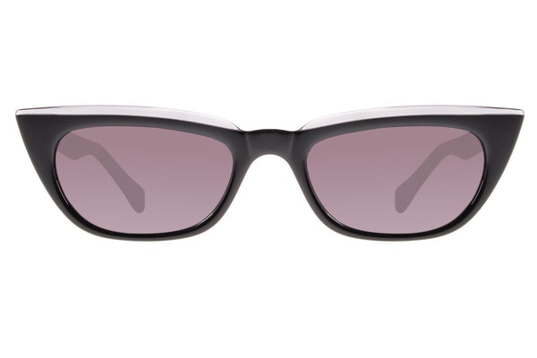 Cat Eye Sunglasses Women Grey with CR39 Lenses Chilli Beans - OC.CL.2475-0401