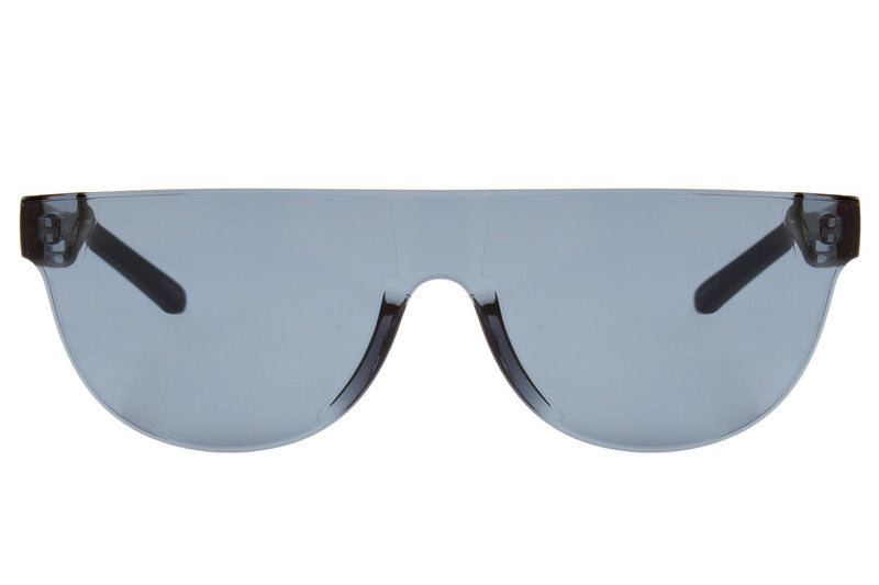 Block Bossa Nova Sunglasses Gray Polycarbonate