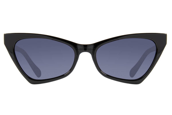 Vintage Cat Eye Black Sunglasses by Chilli Beans