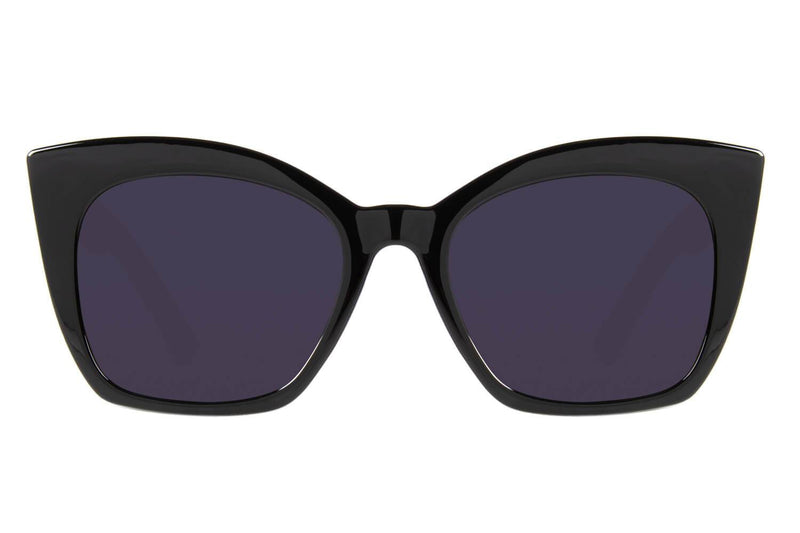 Square Sunglasses Black for Women Polycarbonate Chilli Beans - OC.CL.2530-0101