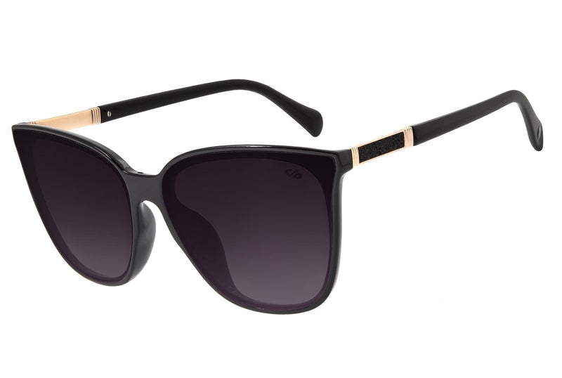 186 Square Sunglasses Gradient Polycarbonate