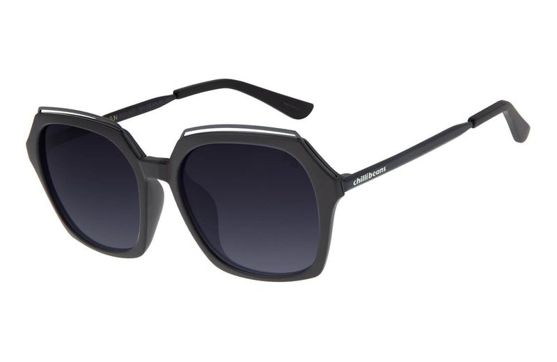 Square Sunglasses Gradient Polarized
