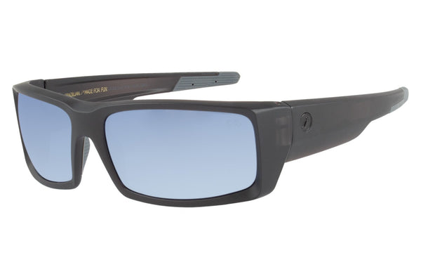 Performance Sunglasses Silver Polycarbonate