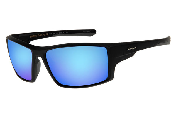 Performance Sunglasses Black Polycarbonate