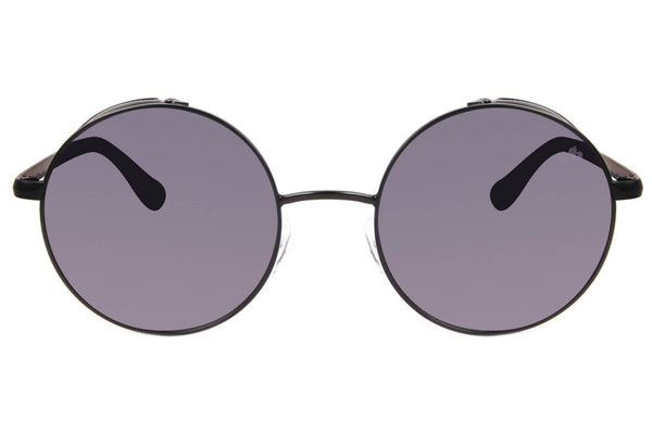 Round Sunglasses for Men Face Shape Stainless Steel - OC.MT.2281-0401