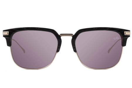 Round Sunglasses Flash Polarised