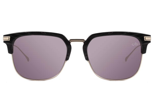 4 Elementos Jazz Sunglasses Flash Stainless Steel