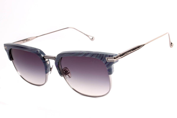 4 Elementos Jazz Sunglasses Gradient Stainless Steel