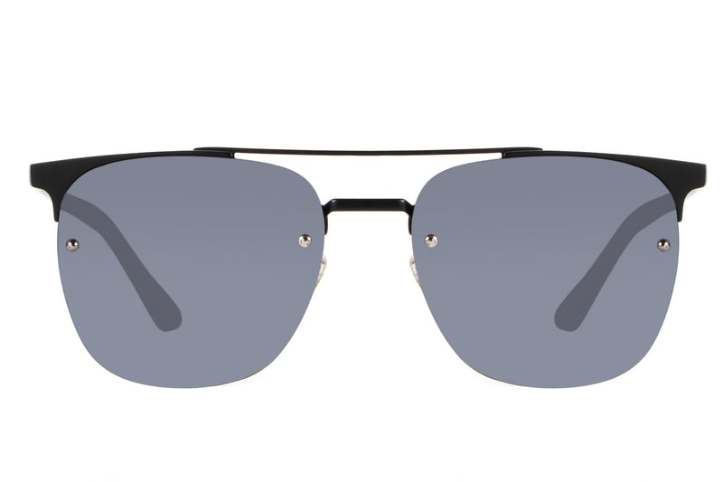 Elvis Executive Sunglasses Flash Metal