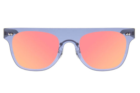Double Lenses Aviator Blue Sunglasses by Chilli Beans