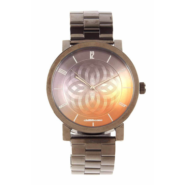 Round Metal Watch by Chilli Beans