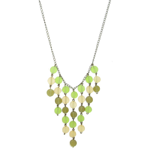 Bib Necklace N132 - Limited Quantities