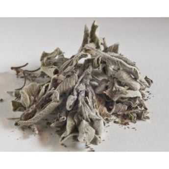 Sage Leaf Whole - 50 gram Tube