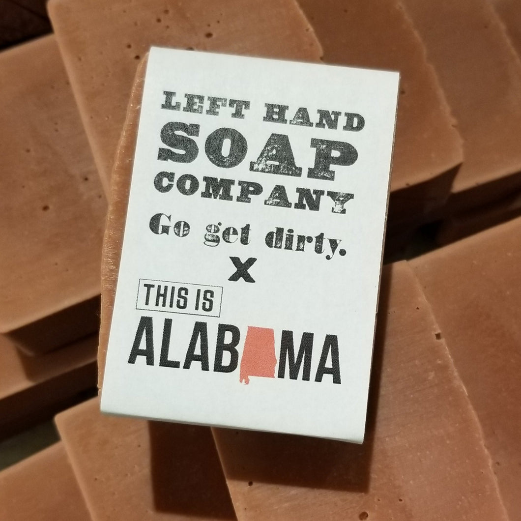 Alabama Sweet Olive Soap by Left Hand Soap Co x TIA
