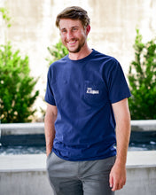 Load image into Gallery viewer, This is Alabama Navy Pocket Tee