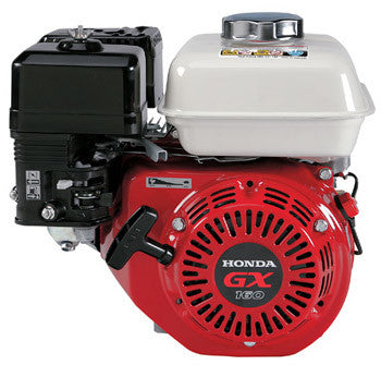 Engine, Honda GX160 Keyway - Riverside Pumps