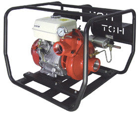 "FP25HE - 2.5"" 218 GPM Electric Start Pressure Pump w/ 13 HP Honda GX390 Engine at Riverside Pumps for $2882.00"