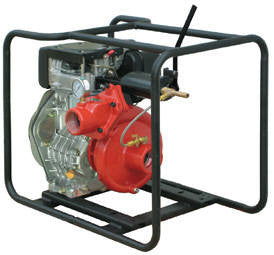 "FP25Y - 2.5"" 218 GPM Pressure Pump w/ 9.1 HP Yanmar L100V Diesel at Riverside Pumps for $5431.00"