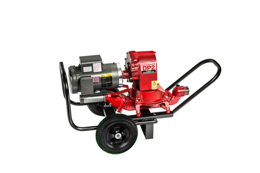 "DP2E - 2""  33 GPM Diaphragm Pump w/ 2.0 HP Baldor-Reliance Motor at Riverside Pumps for $1702.00"