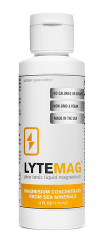 LyteMag Max Absorption Magnesium Supplement - 4oz. Bottle