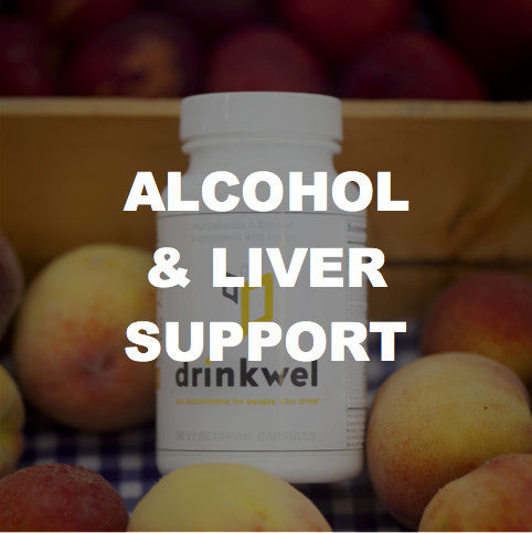 alcohol and liver support