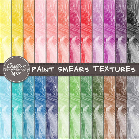 Paint Smears Textures