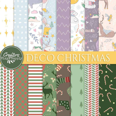 Decorative Christmas Patterns