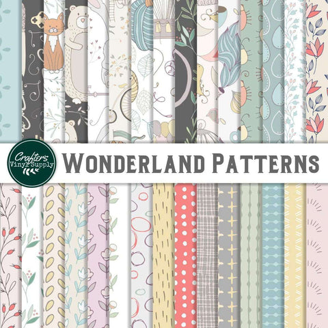 Wonderland Patterns