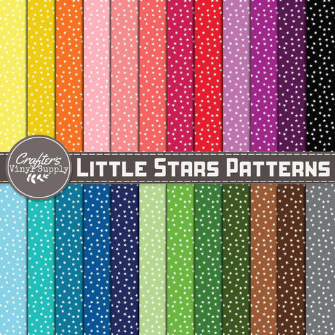 Little Stars Patterns