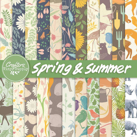 Spring & Summer Patterns