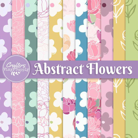 Deco Flower Patterns
