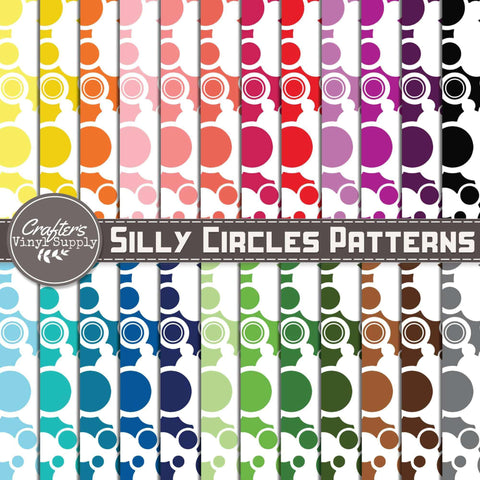 Silly Circles Patterns