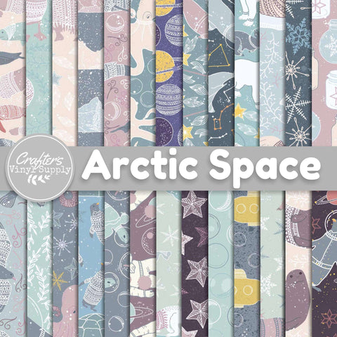 Arctic Space Patterns