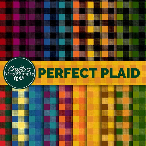 Perfect Plaid Patterns