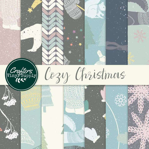 Cozy Christmas Patterns